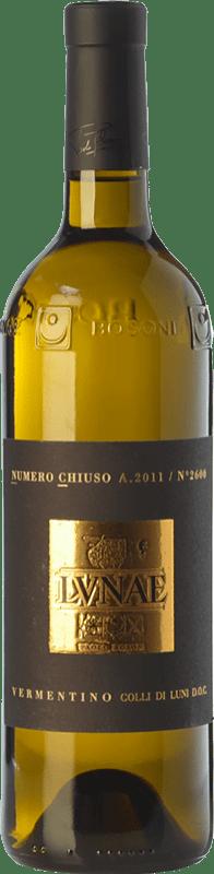 43,95 € | White wine Lunae Numero Chiuso D.O.C. Colli di Luni Liguria Italy Vermentino Bottle 75 cl