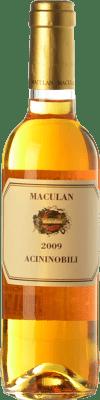 43,95 € | Sweet wine Maculan Acininobili I.G.T. Veneto Veneto Italy Vespaiola Half Bottle 37 cl