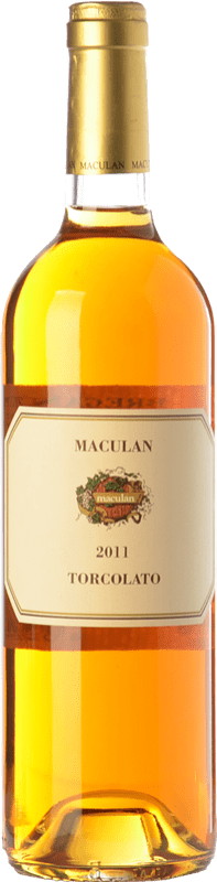 34,95 € | Sweet wine Maculan Torcolato D.O.C. Breganze Veneto Italy Vespaiola Bottle 75 cl