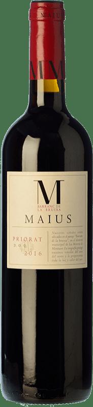 19,95 € Free Shipping | Red wine Maius Clàssic Crianza D.O.Ca. Priorat Catalonia Spain Grenache, Cabernet Sauvignon, Carignan Bottle 75 cl
