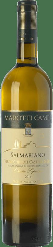 9,95 €   White wine Marotti Campi Salmariano Reserva D.O.C.G. Castelli di Jesi Verdicchio Riserva Marche Italy Verdicchio Bottle 75 cl