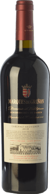 24,95 € Spedizione Gratuita | Vino rosso Marqués de Griñón Crianza D.O.P. Vino de Pago Dominio de Valdepusa Castilla-La Mancha Spagna Cabernet Sauvignon Bottiglia 75 cl
