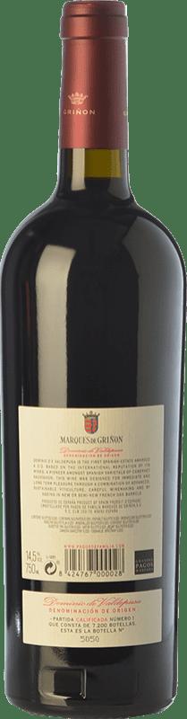 25,95 € | Red wine Marqués de Griñón Crianza D.O.P. Vino de Pago Dominio de Valdepusa Castilla la Mancha Spain Cabernet Sauvignon Bottle 75 cl