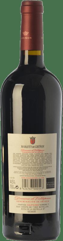 31,95 € | Red wine Marqués de Griñón Reserva 2011 D.O.P. Vino de Pago Dominio de Valdepusa Castilla la Mancha Spain Graciano Bottle 75 cl