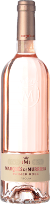 26,95 € Kostenloser Versand | Rosé-Wein Marqués de Murrieta Primer Rosé D.O.Ca. Rioja La Rioja Spanien Mazuelo Flasche 75 cl