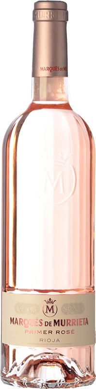 26,95 € | Rosé wine Marqués de Murrieta Primer Rosé D.O.Ca. Rioja The Rioja Spain Mazuelo Bottle 75 cl