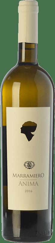 13,95 € Free Shipping | White wine Marramiero Anima D.O.C. Trebbiano d'Abruzzo Abruzzo Italy Trebbiano Bottle 75 cl