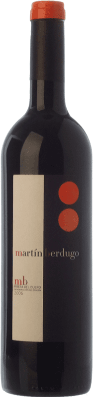 29,95 € | Red wine Martín Berdugo MB Crianza D.O. Ribera del Duero Castilla y León Spain Tempranillo Bottle 75 cl