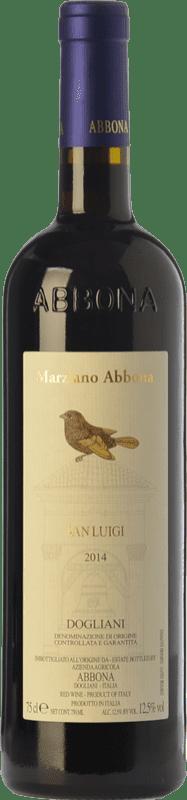 9,95 € | Red wine Abbona San Luigi D.O.C.G. Dolcetto di Dogliani Superiore Piemonte Italy Dolcetto Bottle 75 cl