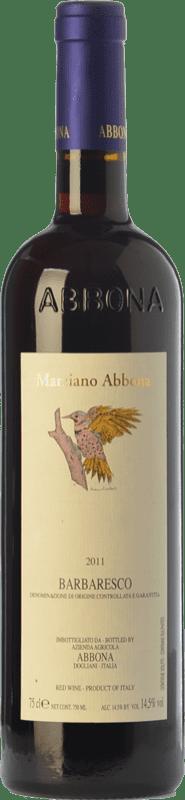 29,95 € | Red wine Abbona D.O.C.G. Barbaresco Piemonte Italy Nebbiolo Bottle 75 cl