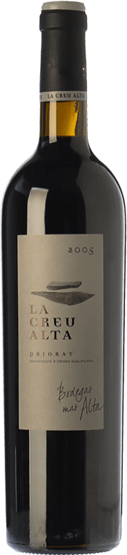 89,95 € Free Shipping | Red wine Mas Alta La Creu Crianza D.O.Ca. Priorat Catalonia Spain Grenache, Cabernet Sauvignon, Carignan Bottle 75 cl