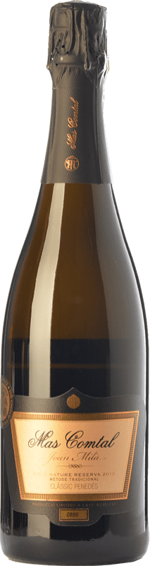 15,95 € | White sparkling Mas Comtal Cuvée Prestige Joan Milà Gran Reserva D.O. Penedès Catalonia Spain Xarel·lo, Chardonnay Bottle 75 cl