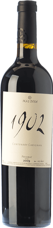 389,95 € Envío gratis   Vino tinto Mas Doix 1902 Carinyena Centenaria Crianza D.O.Ca. Priorat Cataluña España Cariñena Botella 75 cl