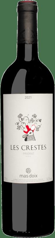 18,95 € Envoi gratuit | Vin rouge Mas Doix Les Crestes Joven D.O.Ca. Priorat Catalogne Espagne Syrah, Grenache, Carignan Bouteille 75 cl