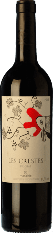 39,95 € 免费送货   红酒 Mas Doix Les Crestes Joven D.O.Ca. Priorat 加泰罗尼亚 西班牙 Syrah, Grenache, Carignan 瓶子 Magnum 1,5 L