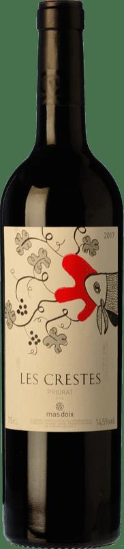 39,95 € Envío gratis   Vino tinto Mas Doix Les Crestes Joven D.O.Ca. Priorat Cataluña España Syrah, Garnacha, Cariñena Botella Mágnum 1,5 L