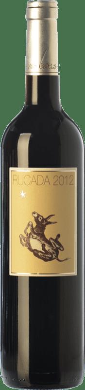 11,95 € Free Shipping | Red wine Mas Estela Rucada Crianza D.O. Empordà Catalonia Spain Syrah, Grenache, Carignan Bottle 75 cl