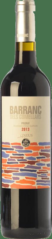12,95 € Free Shipping | Red wine Mas Igneus Barranc dels Comellars Negre Joven D.O.Ca. Priorat Catalonia Spain Grenache, Carignan Bottle 75 cl