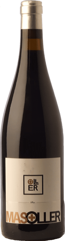 11,95 € 免费送货 | 红酒 Mas Oller Pur Joven D.O. Empordà 加泰罗尼亚 西班牙 Syrah, Grenache, Cabernet Sauvignon 瓶子 75 cl