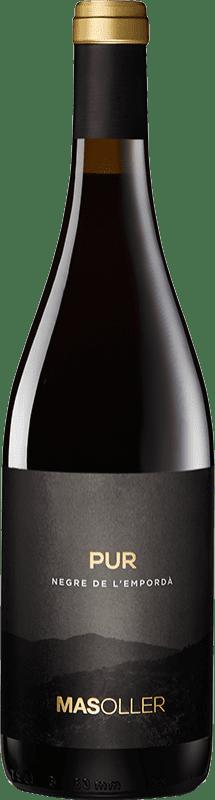 11,95 € | Red wine Mas Oller Pur Joven D.O. Empordà Catalonia Spain Syrah, Grenache, Cabernet Sauvignon Bottle 75 cl