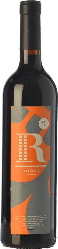 9,95 € | Red wine Roqua Joven Spain Grenache, Cabernet Sauvignon Bottle 75 cl