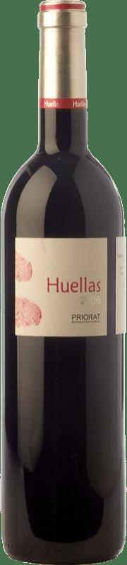 37,95 € 免费送货 | 红酒 Massard Brunet Huellas Crianza D.O.Ca. Priorat 加泰罗尼亚 西班牙 Syrah, Grenache, Cabernet Sauvignon, Carignan 瓶子 75 cl