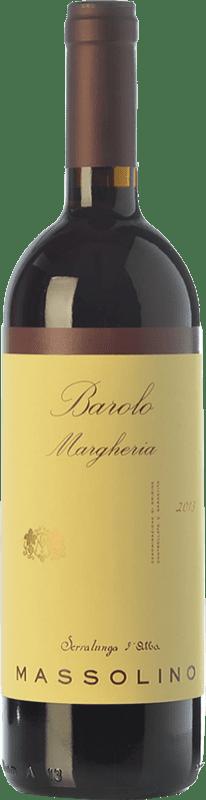58,95 € 免费送货   红酒 Massolino Margheria D.O.C.G. Barolo 皮埃蒙特 意大利 Nebbiolo 瓶子 75 cl
