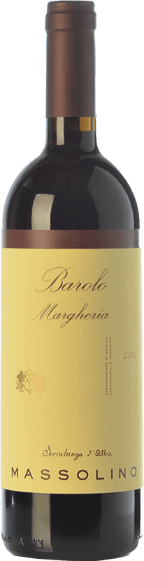 58,95 € | Red wine Massolino Margheria D.O.C.G. Barolo Piemonte Italy Nebbiolo Bottle 75 cl