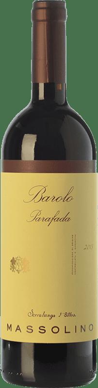 58,95 € 免费送货   红酒 Massolino Parafada D.O.C.G. Barolo 皮埃蒙特 意大利 Nebbiolo 瓶子 75 cl