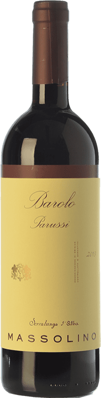 59,95 € Free Shipping | Red wine Massolino Parussi D.O.C.G. Barolo Piemonte Italy Nebbiolo Bottle 75 cl