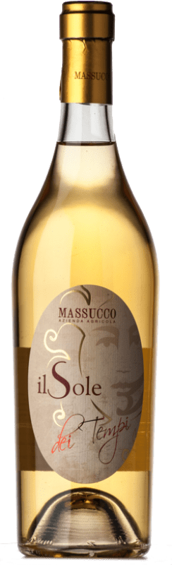 19,95 € Free Shipping | White wine Massucco Il Sole dei Tempi D.O.C. Piedmont Piemonte Italy Arneis Bottle 75 cl