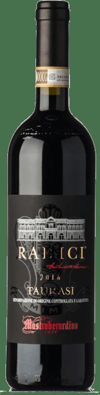 36,95 € | Red wine Mastroberardino Radici D.O.C.G. Taurasi Campania Italy Aglianico Bottle 75 cl