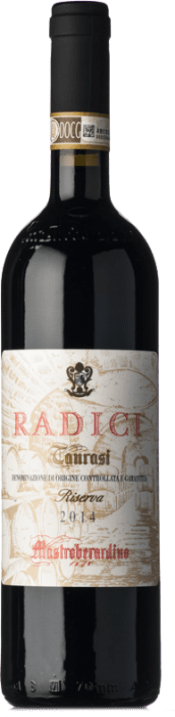 49,95 € | Red wine Mastroberardino Radici Riserva Reserva D.O.C.G. Taurasi Campania Italy Aglianico Bottle 75 cl