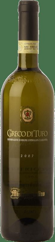 13,95 € | White wine Mastroberardino D.O.C.G. Greco di Tufo Campania Italy Greco Bottle 75 cl