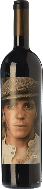 7,95 € Envoi gratuit | Vin rouge Matsu El Pícaro Joven D.O. Toro Castille et Leon Espagne Tinta de Toro Bouteille 75 cl