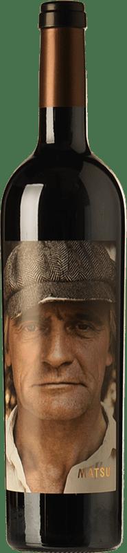 11,95 € | Red wine Matsu El Recio Crianza D.O. Toro Castilla y León Spain Tinta de Toro Bottle 75 cl