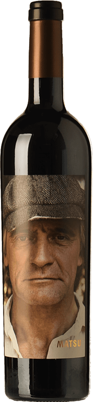 11,95 € Envoi gratuit | Vin rouge Matsu El Recio Crianza D.O. Toro Castille et Leon Espagne Tinta de Toro Bouteille 75 cl