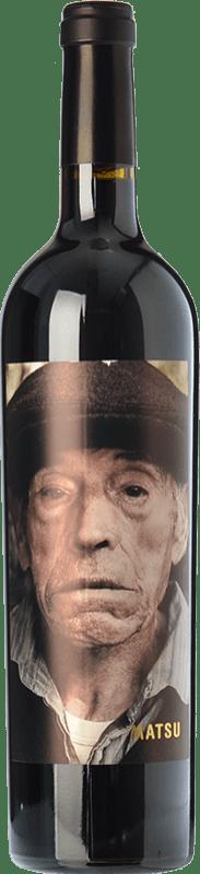 31,95 € Envoi gratuit | Vin rouge Matsu El Viejo Crianza D.O. Toro Castille et Leon Espagne Tinta de Toro Bouteille 75 cl
