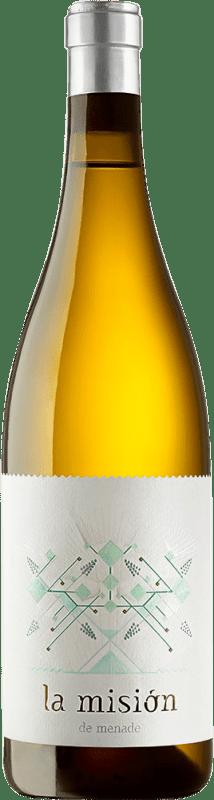 24,95 € 免费送货 | 白酒 Menade La Misión Crianza D.O. Rueda 卡斯蒂利亚莱昂 西班牙 Verdejo 瓶子 75 cl