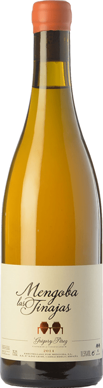 52,95 € | White wine Mengoba Las Tinajas D.O. Bierzo Castilla y León Spain Godello Bottle 75 cl