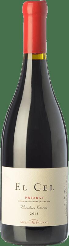 81,95 € Free Shipping | Red wine Merum Priorati El Cel Crianza D.O.Ca. Priorat Catalonia Spain Syrah, Grenache, Cabernet Sauvignon, Carignan Bottle 75 cl