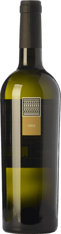 26,95 € Free Shipping | White wine Mesa Opale D.O.C. Vermentino di Sardegna Sardegna Italy Vermentino Bottle 75 cl