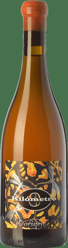 27,95 € Free Shipping | White wine Microbio Ismael Gozalo KM0 El Origen Crianza Spain Verdejo Bottle 75 cl