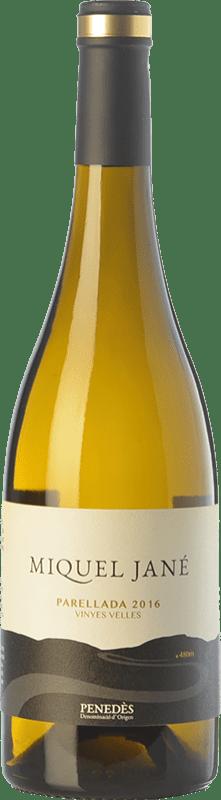 9,95 € Free Shipping | White wine Miquel Jané D.O. Penedès Catalonia Spain Parellada Bottle 75 cl