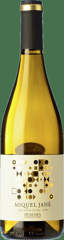 11,95 € Free Shipping | White wine Miquel Jané D.O. Penedès Catalonia Spain Sauvignon White Bottle 75 cl