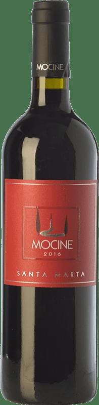 9,95 € Free Shipping | Red wine Mocine Santa Marta I.G.T. Toscana Tuscany Italy Sangiovese, Colorino, Barsaglina Bottle 75 cl