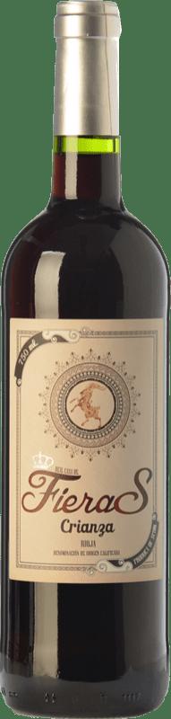 8,95 € Envoi gratuit   Vin rouge Mondo Lirondo Casa de Fieras Crianza D.O.Ca. Rioja La Rioja Espagne Tempranillo, Grenache Bouteille 75 cl