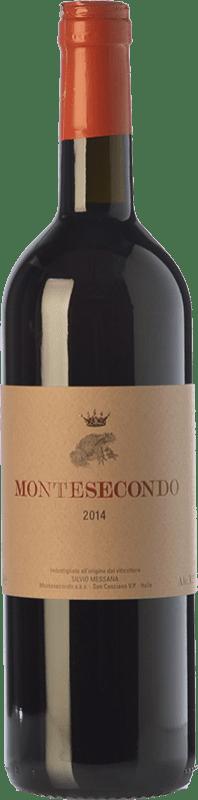 21,95 € | Red wine Montesecondo I.G.T. Toscana Tuscany Italy Sangiovese, Canaiolo Bottle 75 cl