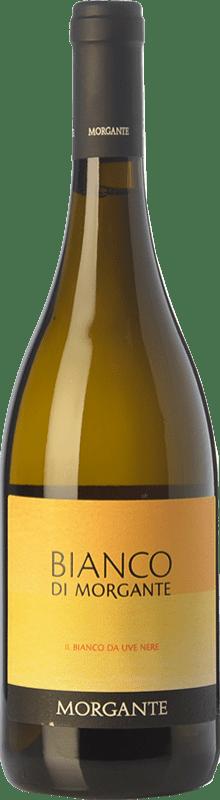 12,95 € Envío gratis | Vino blanco Morgante Bianco Italia Nero d'Avola Botella 75 cl