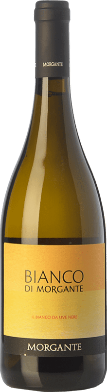 12,95 € | White wine Morgante Bianco Italy Nero d'Avola Bottle 75 cl